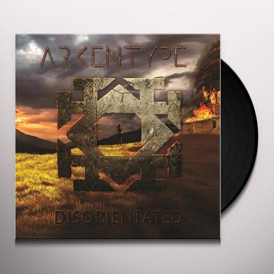 Arkentype DISORIENTATED Vinyl Record