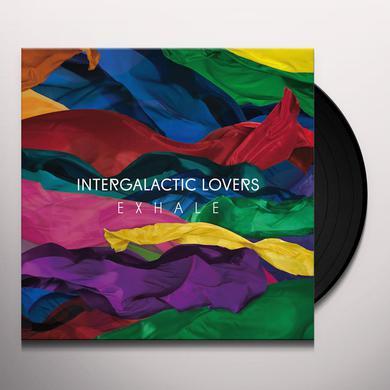Intergalactic Lovers EXHALE Vinyl Record