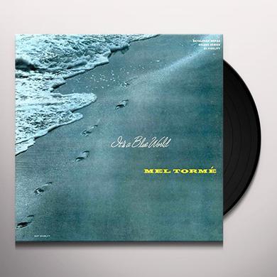 Mel Torme IT'S A BLUE WORLD Vinyl Record