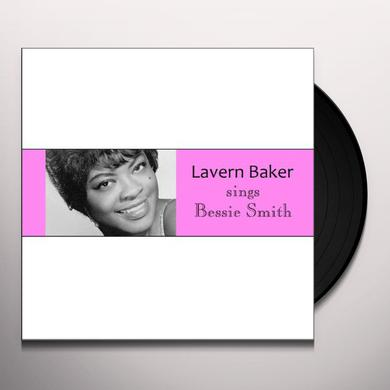 Lavern Baker SINGS BESSIE SMITH Vinyl Record