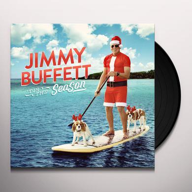 Jimmy Buffett TIS THE SEASON Vinyl Record