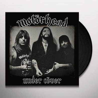 Motorhead UNDER COVER Vinyl Record
