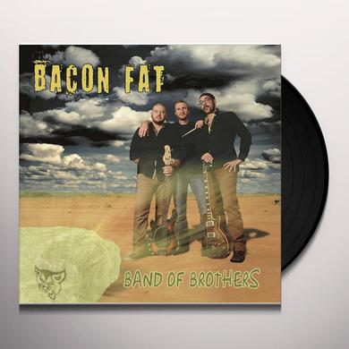 Bacon Fat BAND OF BROTHERS Vinyl Record