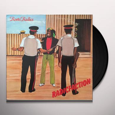 Roots Radics RADICFACTION Vinyl Record