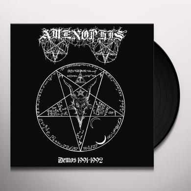 Amenophis DEMOS 1991 - 1992 Vinyl Record