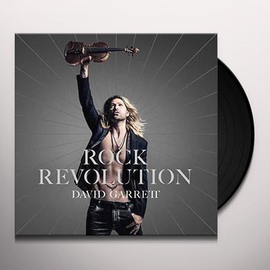 David Garrett ROCK REVOLUTION Vinyl Record