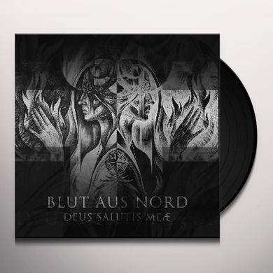Blut Aus Nord DEUS SALUTIS MEAE Vinyl Record