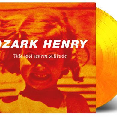 Henry Ozark THIS LAST WARM SOLITUDE Vinyl Record