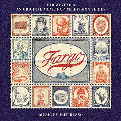 Jeff Russo FARGO SEASON 3 / O.S.T. Vinyl Record