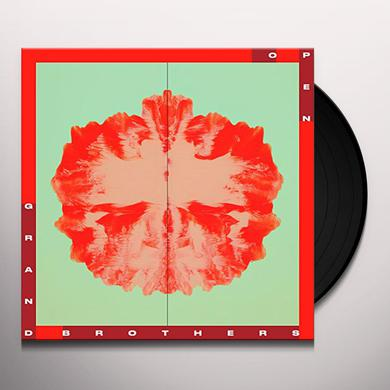 Grandbrothers OPEN Vinyl Record