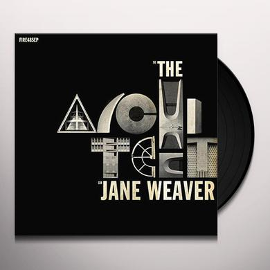 Jane Weaver ARCHITECT Vinyl Record