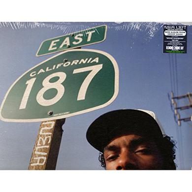 Snoop Dogg NEVA LEFT Vinyl Record