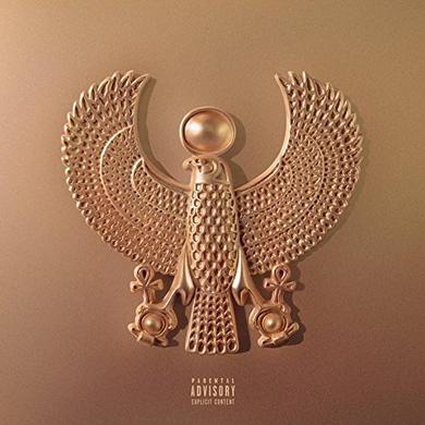 Tyga THE GOLD ALBUM: 18TH DYNASTY Vinyl Record