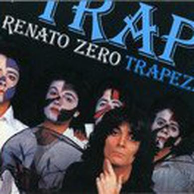 Renato Zero TRAPEZIO Vinyl Record