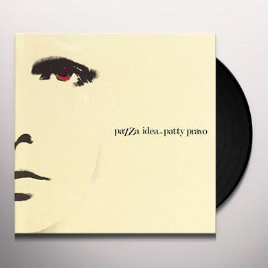 Patty Pravo PAZZA IDEA Vinyl Record