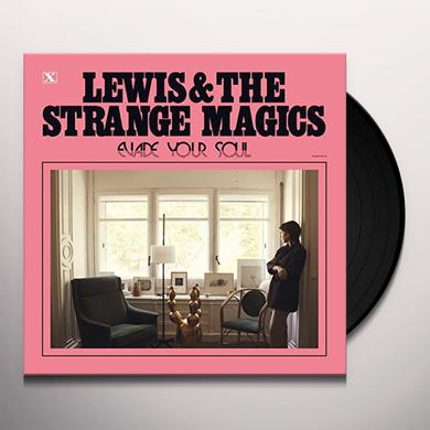 LEWIS & THE STRANGE MAGICS EVADE YOUR SOUL Vinyl Record