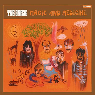 Coral MAGIC & MEDICINE Vinyl Record