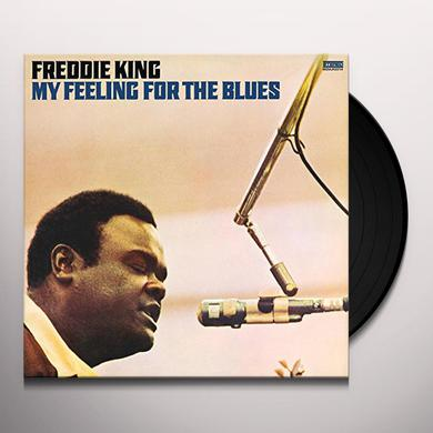 Freddie King MY FEELING FOR THE BLUES Vinyl Record