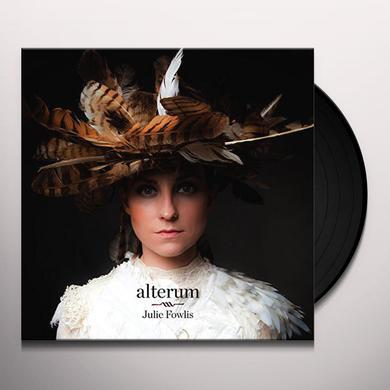 Julie Fowlis ALTERUM Vinyl Record