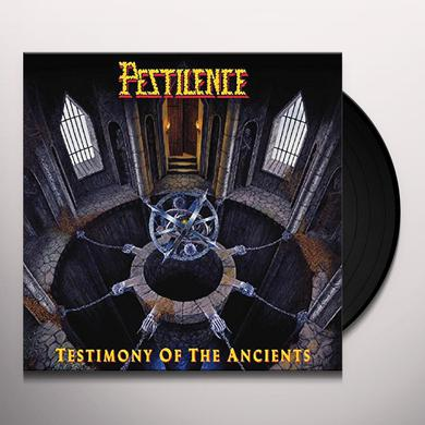Pestilence TESTIMONY OF THE ANCIENTS Vinyl Record