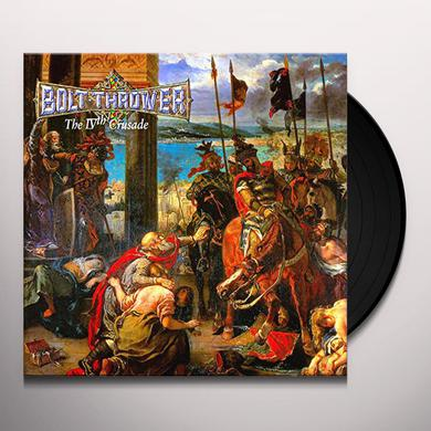Bolt Thrower IVTH CRUSADE Vinyl Record