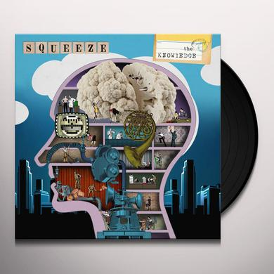 Squeeze KNOWLEDGE Vinyl Record