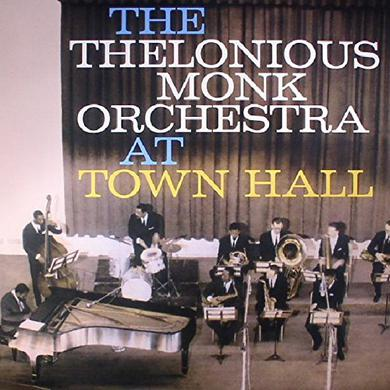 Thelonious Orchestra Monk COMPLETE CONCERT AT TOWN HALL Vinyl Record