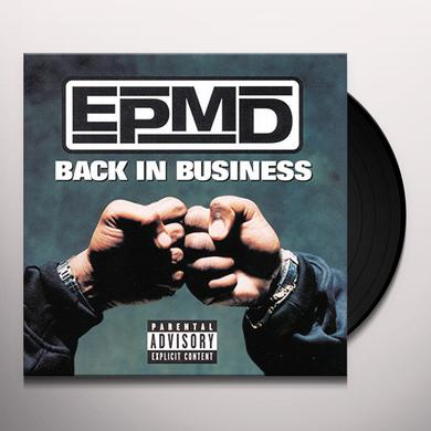 Epmd BACK IN BUSINESS Vinyl Record