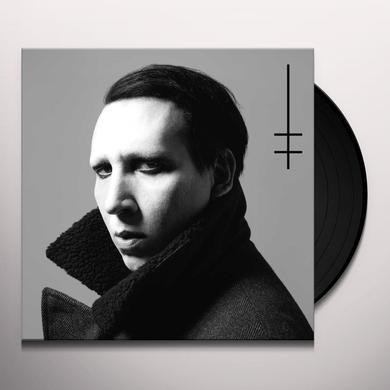 Marilyn Manson HEAVEN UPSIDE DOWN Vinyl Record