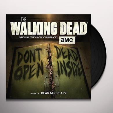 Bear McCreary WALKING DEAD - O.S.T. Vinyl Record