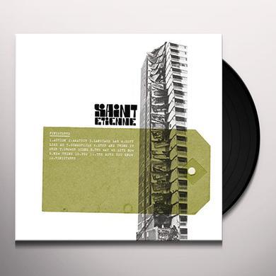 Saint Etienne FINISTERRE Vinyl Record