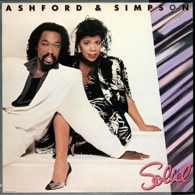 Ashford & Simpson SOLID Vinyl Record