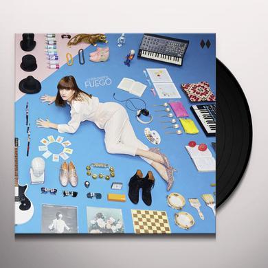 Bien Querida FUEGO Vinyl Record