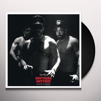 Dj Hell ANYTHING, ANYTIME (SOLOMUN REMIX) Vinyl Record
