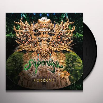 Shpongle CODEX VI Vinyl Record