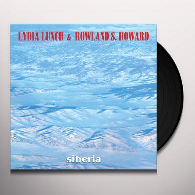 Lydia Lunch / Rowland S. Howard SIBERIA Vinyl Record