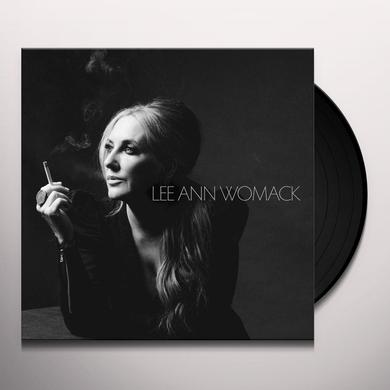 Lee Ann Womack LONELY THE LONESOME & THE GONE Vinyl Record