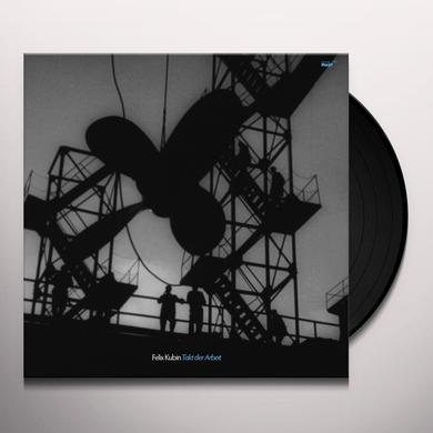 Felix Kubin TAKT DER ARBEIT Vinyl Record