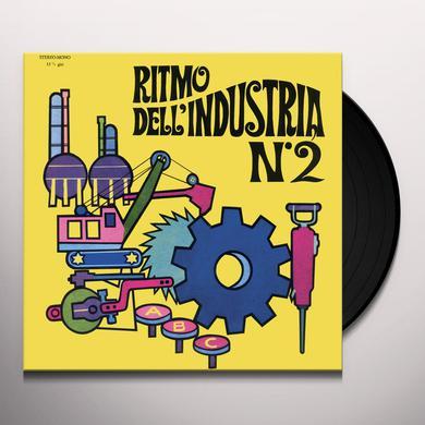 Alessandro Alessandroni RITMO DELL'INDUSTRIA N.2 Vinyl Record