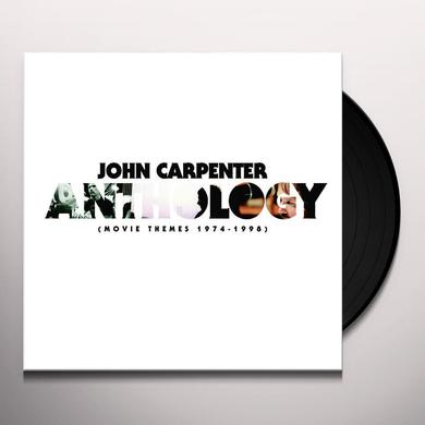 John Carpenter ANTHOLOGY: MOVIE THEMES 1974-1998 - O.S.T. Vinyl Record