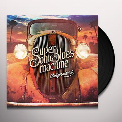 Supersonic Blues Machine CALIFORNISOUL Vinyl Record