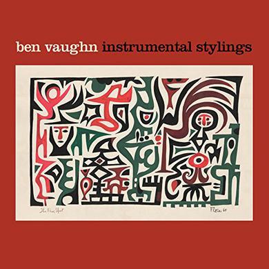 Ben Vaughn INSTRUMENTAL STYLINGS Vinyl Record