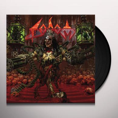 SODOM Vinyl Record
