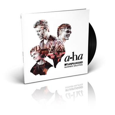 a-Ha MTV UNPLUGGED - SUMMER SOLSTICE Vinyl Record