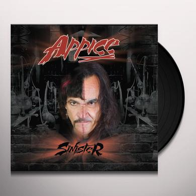 Appice SINISTER Vinyl Record