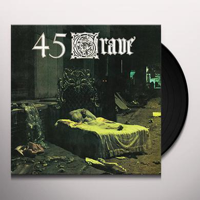 45 Grave SLEEP IN SAFETY Vinyl Record