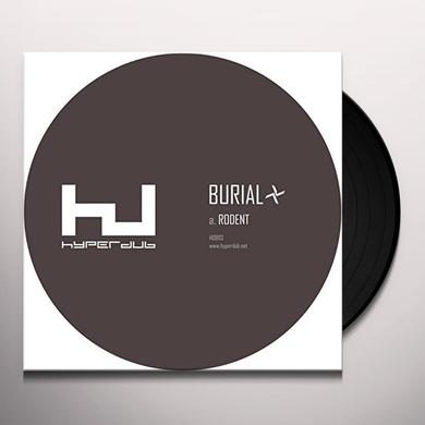 Burial RODENT Vinyl Record