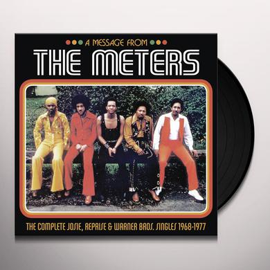 MESSAGE FROM THE METERS: COMPLETE JOSIE REPRISE Vinyl Record