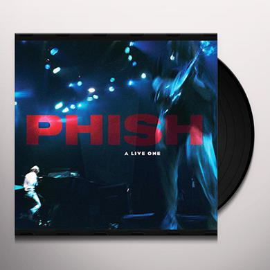 Phish LIVE ONE Vinyl Record