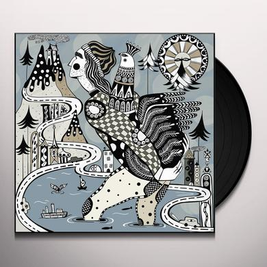Matt Mays ONCE UPON A HELL OF A TIME Vinyl Record